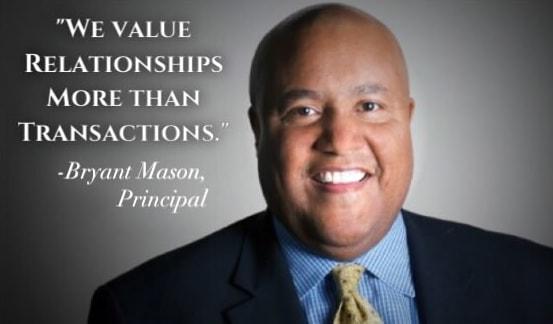 Bryant Mason, Commercial Lender